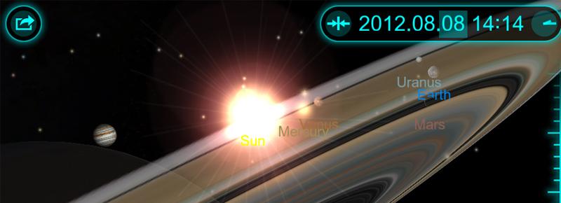 solar walk 3D