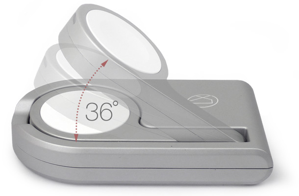 foldable design iwatch charger