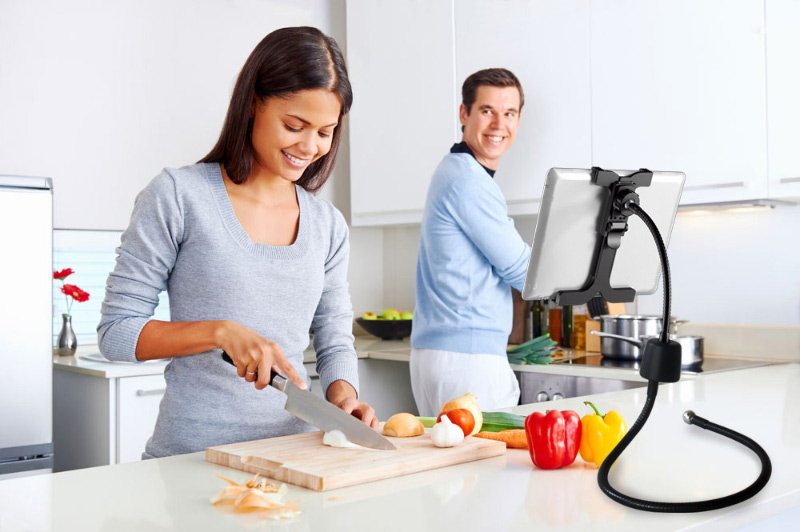 FoorFlexx Stand for cooking