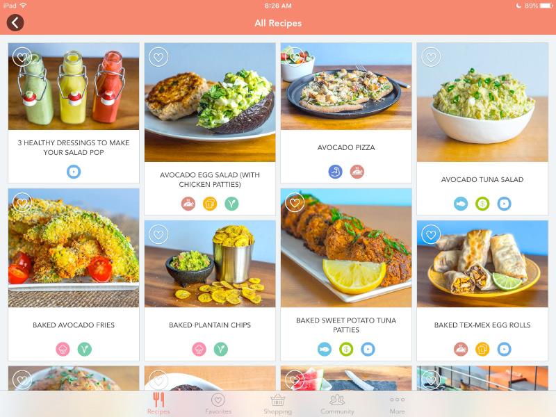 fit men cook app