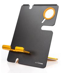 iphone dock black-orange