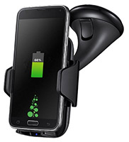 wireless car QI charger