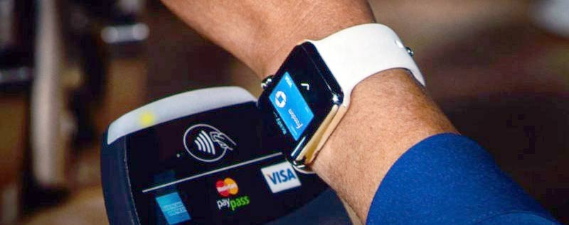 pay with apple watch