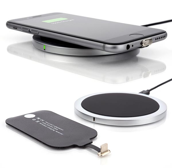 LXORY QI Wireless charging set for iphone